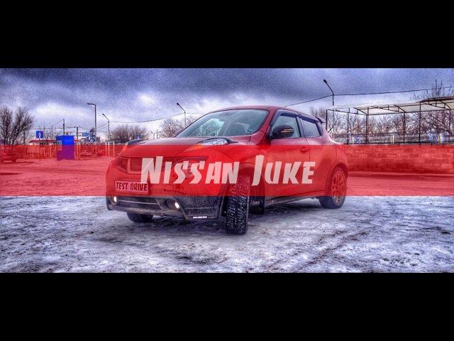 TESTDRIVE Nissan Juke / 1.6T / 190HP / 2012