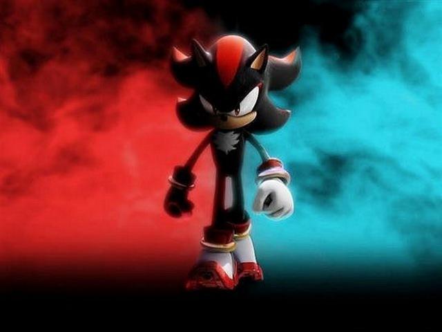 Кукрыниксы Никто Shadow The Hedgehog