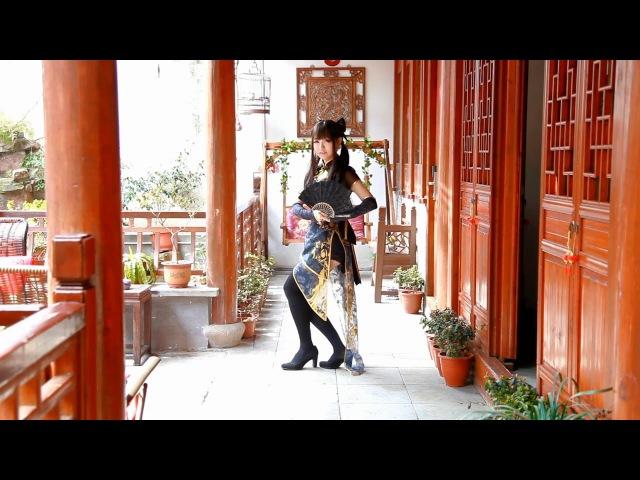 【晚香玉】咏春 · 金丝雀【是谁在歌咏春天】西塘外景版