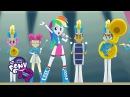 MLP: Equestria Girls - Friendship Games The CHS Rally Song Music Video