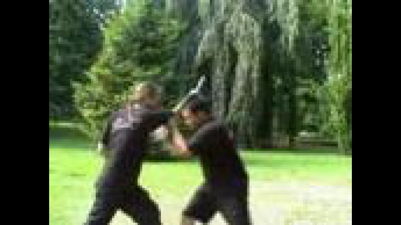 Silat Suffian Bela Diri Knife Defence and Knife Fighting