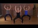10-минутная тренировка Ноги и руки с Сейди Линкольн. 10-Minute Workout Legs and Arms With Sadie Lincoln