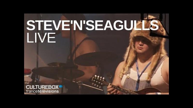 Steve'n'Seagulls full concert Live @ Trans Musicales 2015