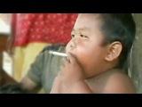 Ребенок курит 40 сигарет в день - Моя Ужасная История