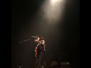 """Emily ann on Instagram: """"@jamesbaymusic is going to be the next (full band) Ed Sheeran, I'm calling it now! unreal show in minneapolis tonight! ChaosAndTheCalmTour"""""""