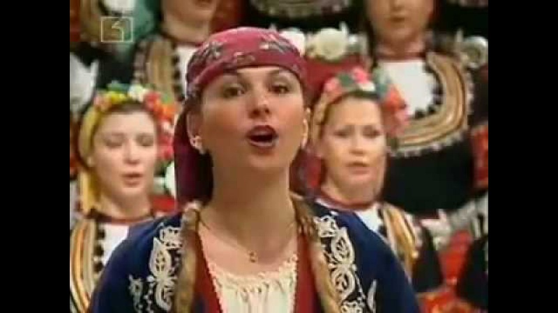 ANGELIC SINGING of Bulgaria - Malka Moma - Neli Andreeva & Philip Kutev Choir
