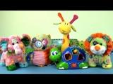 Развивающий мультик для детей про забавных животных. Мультфильмы для малышей