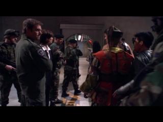 Звездные врата: ЗВ-1 сезон 8; серия 1