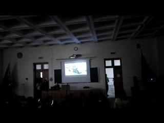 Капустник Геофака БГУ 2015 6 группа