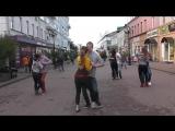 Kizomba Flashmob 2015 (Angola Club - Nizhny Novgorod 30.08.2015).
