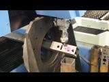 Волоконный лазер JQ-1530 500W фигурная резка квадратных труб