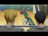 Баскетбол куроко 1 сезон 8 серия