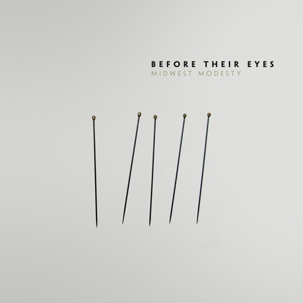 Before Their Eyes - It's Dark Inside With You [single] (2015)