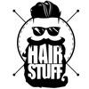 Hairstuff - бриолин, воск для усов, pomade