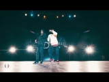 Les Twins FRONTROW World of Dance France Qualifier 2015 #WOD