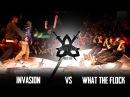CONSTANTA 2015 HIP HOP 1 2 3X3 WHAT THE FLOCK win VS INVASION