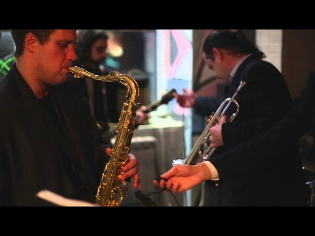 Jazz Brassers Blues for Ben Stanton Moore