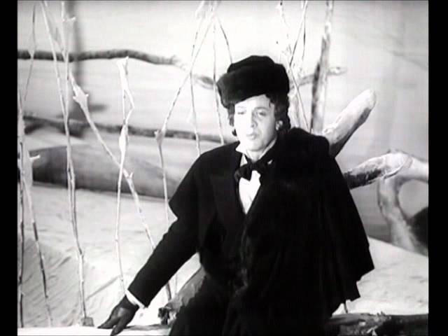 Sergey Lemeshev - Lensky aria & duel ( Eugene Onegin ) Лемешев - Сцена дуэли
