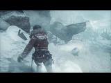 10 минут геймплея Rise of the Tomb Raider на PC