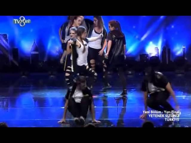 YETENEK SİZSİNİZ TÜRKİYE - YARIFİNAL - ALARM DANCE CREW