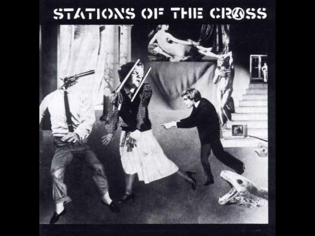 Crass - Stations Of The Crass (full album)