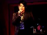 Adam Lambert  Kiss From a Rose at Upright Cabaret