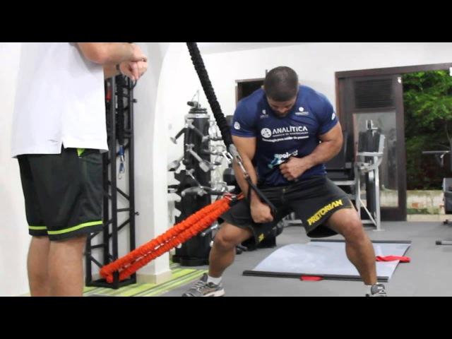 BEone / Rousimar Toquinho / Preparação física para UFC Fight Night 29 / Outubro/2013