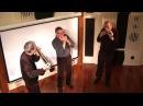 O que sera tu verras Trio Lewis Harmonica