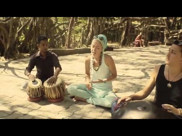 Shanti People Anatoly Gernadenko Rohit - Maha Mantra (Mantra Jam)