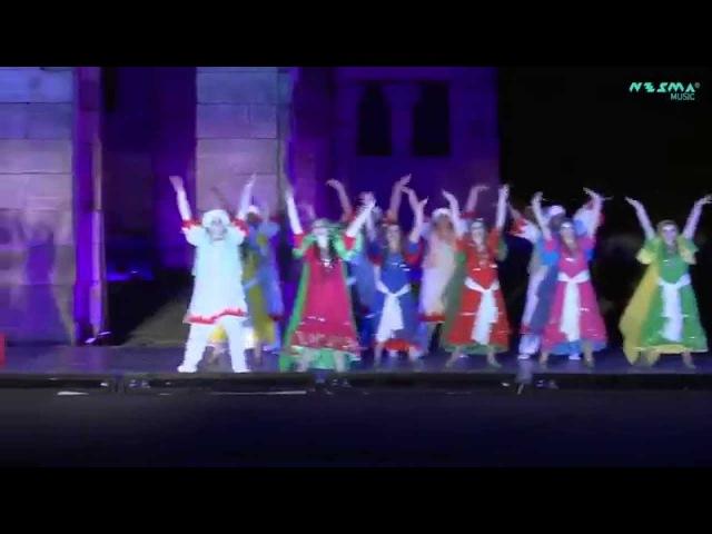 Nesma presents Mahmoud Reda Choreographies EL NOUBA