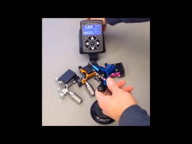 RPS 600 Tilt Function
