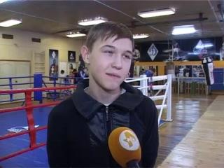 Боксеры спортивного общества «Динамо»