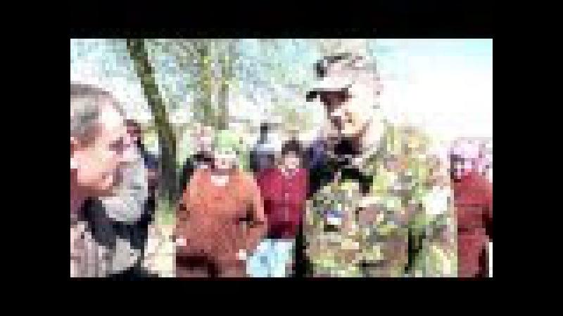 Военные заминировали мост с. Каменка Новопсковский р-н
