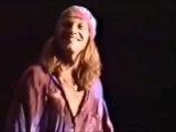 Jon Bon Jovi &amp Aldo Nova - Blaze Of Glory (Live Houston 1991 720p)