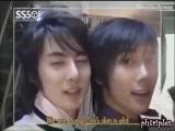 SS501 Tom &amp Jerry - Park Jung Min &amp Kim Hyung Jun