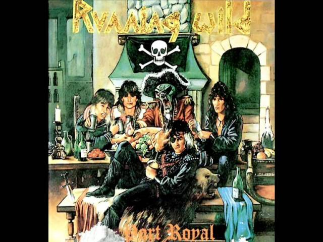 Running Wild - Port Royal (1988 FULL ALBUM)