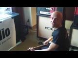 Val Gaina (Siren on the Moon), JTX45 Octal-Plex Series Amp