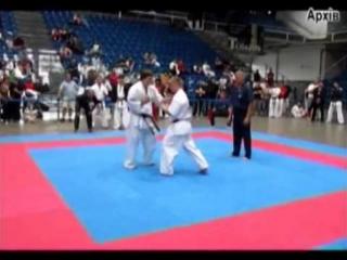 херсонские бойцы на 26 чемпионате Европы