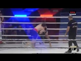 Гога Шаматава - Эльнар Ибрагимов