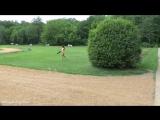 Tereza Nude in Public 7