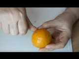 мандариновые человечки