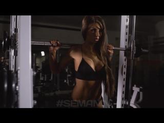 Daria Shy Sport Motivation