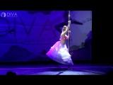 Танец на пилоне - Светлана, хореограф Светлана Беляева - школа танца DIVA Studio
