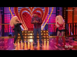 Hayden Panettiere & Christina Aguilera - Lady Marmalade |