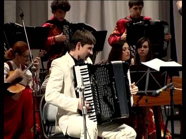 A.Poeluev (accordion) - Bossa Nova ( V.Vlasov) А. Поелуев (аккордеон) - Босса Нова (В. Власов)