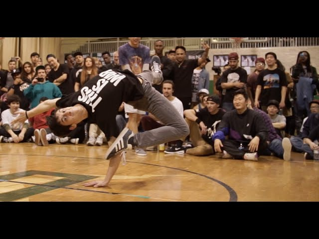 Bboy Invertebrate vs Nick Abat | Heartz Mindz | UDEF x Silverback x YAK