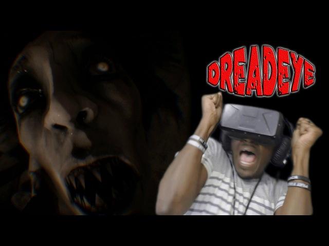 DREADEYE   Ouclus Rift DK2   Horror Game