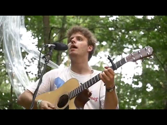 Mac DeMarco - Blue Boy (Live on KEXP @Pickathon)