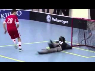Top 5 Most Amazing Floorball Penalties