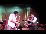 Warren Hill And Dave Koz perform